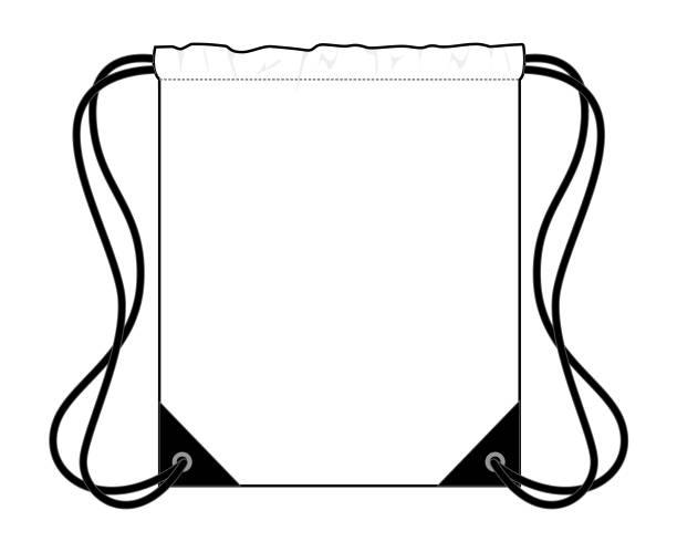 Best Drawstring Bag Illustrations, Royalty.