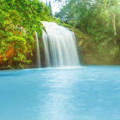 Stock Photograph of Dry Nur waterfall k10766419.