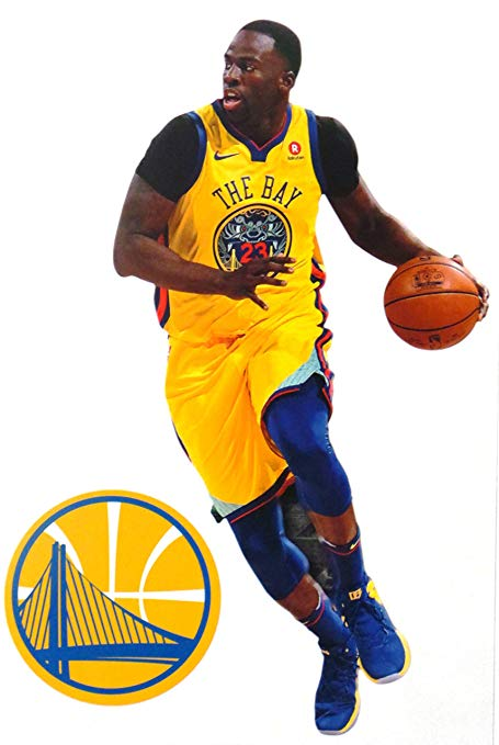 Amazon.com: FATHEAD Draymond Green Mini Golden State.
