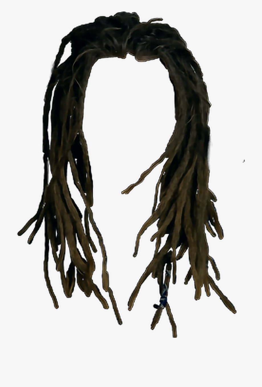 Dreadlocks Sticker.