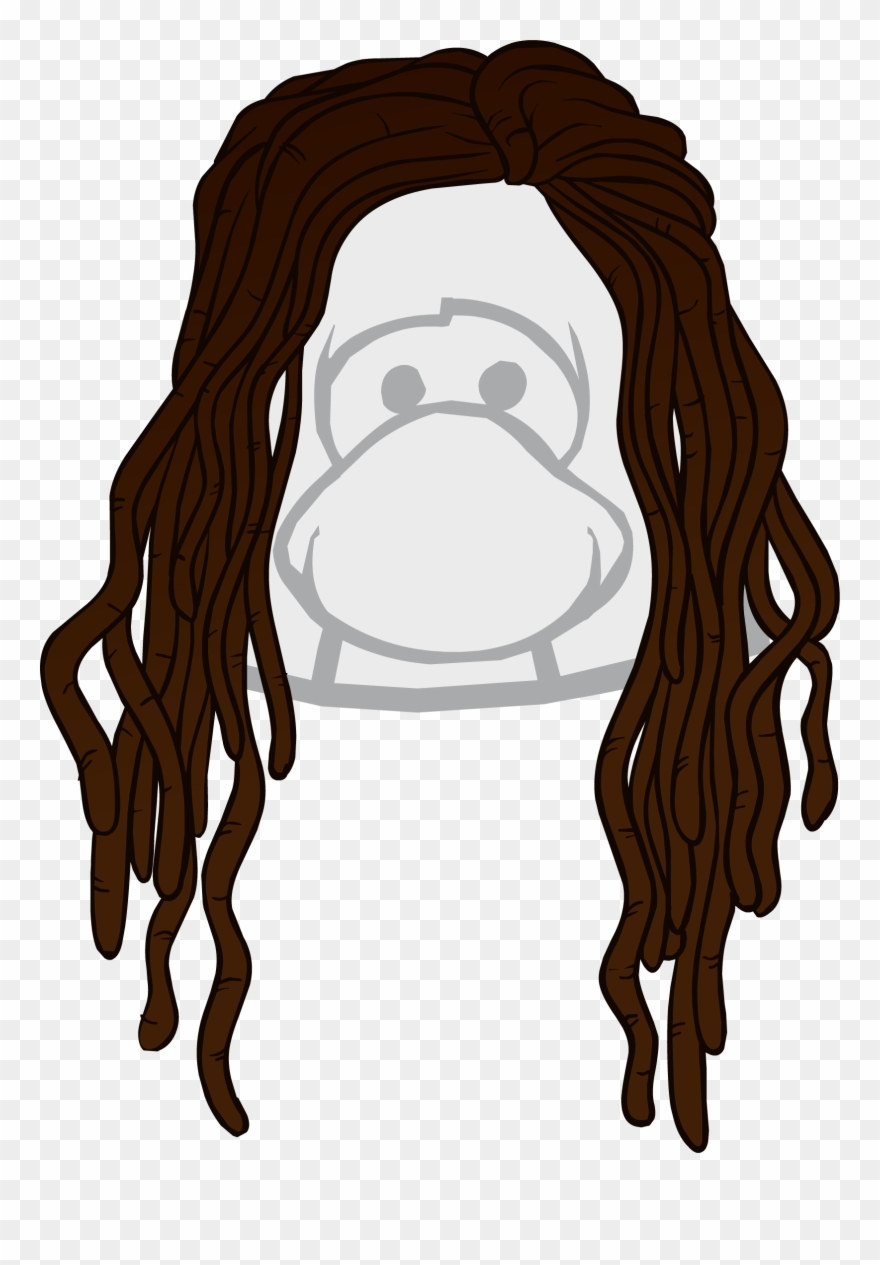 Dreads Vector Jpg Royalty Free.