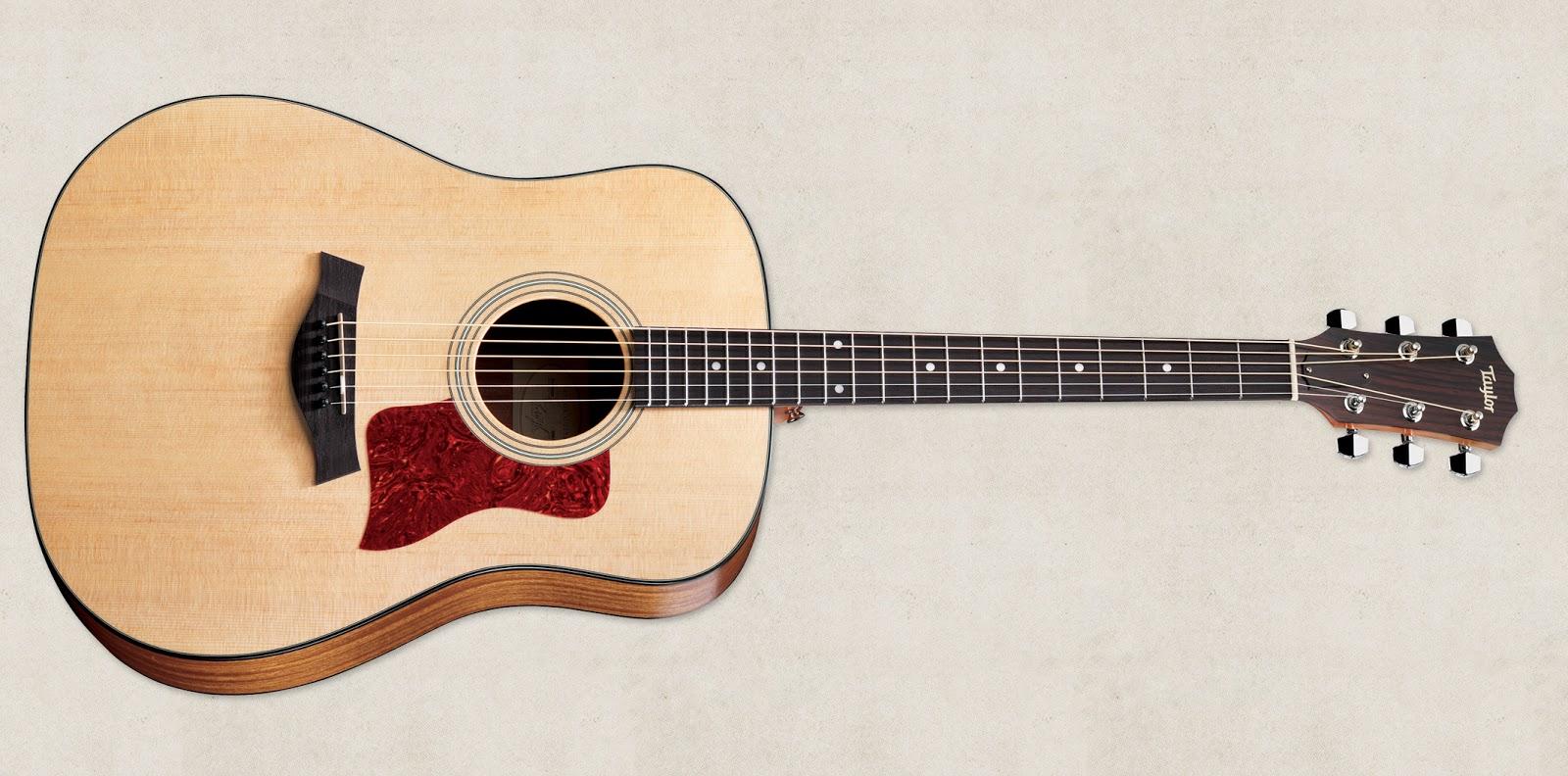 Taylor guitar clipart.
