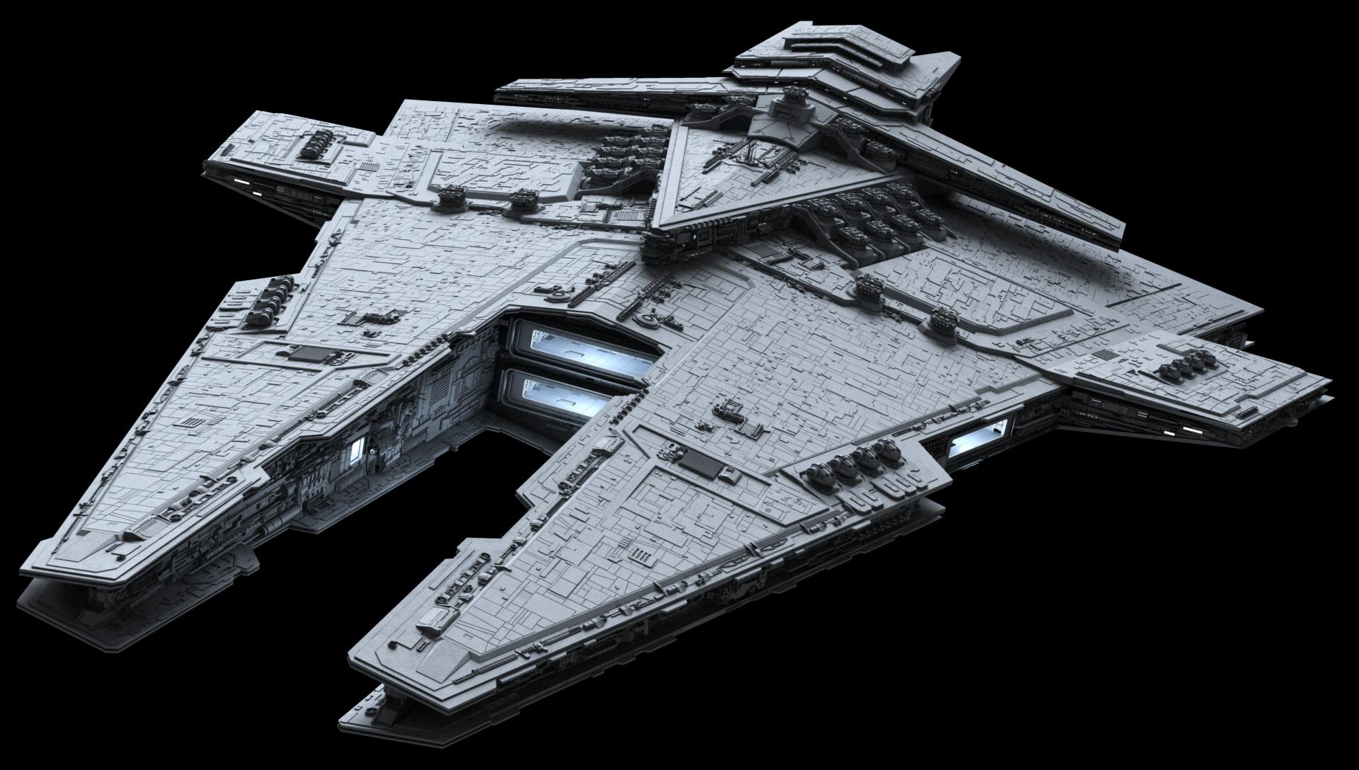 Spaceship.