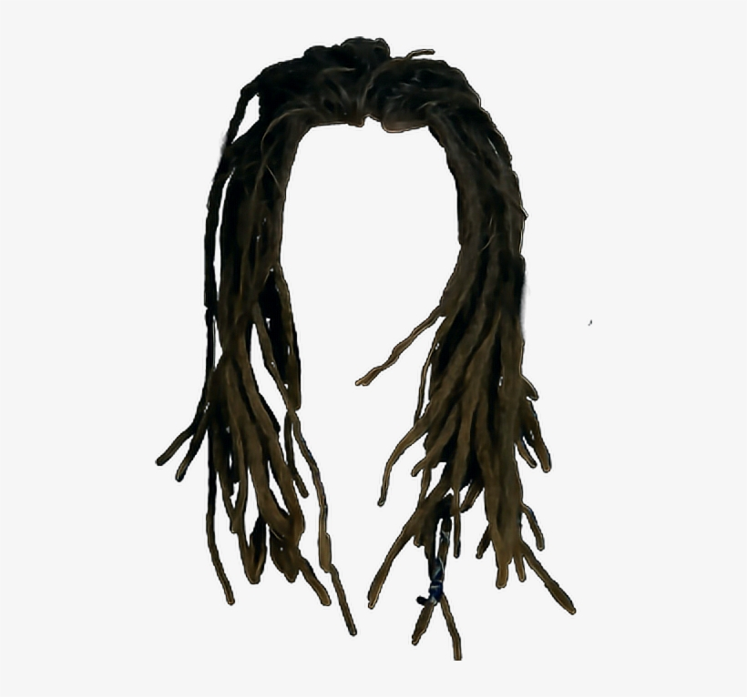 Dreads Hair Freetoedit Report Transparent Background.