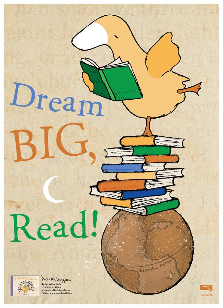 Dream Big, Read!.