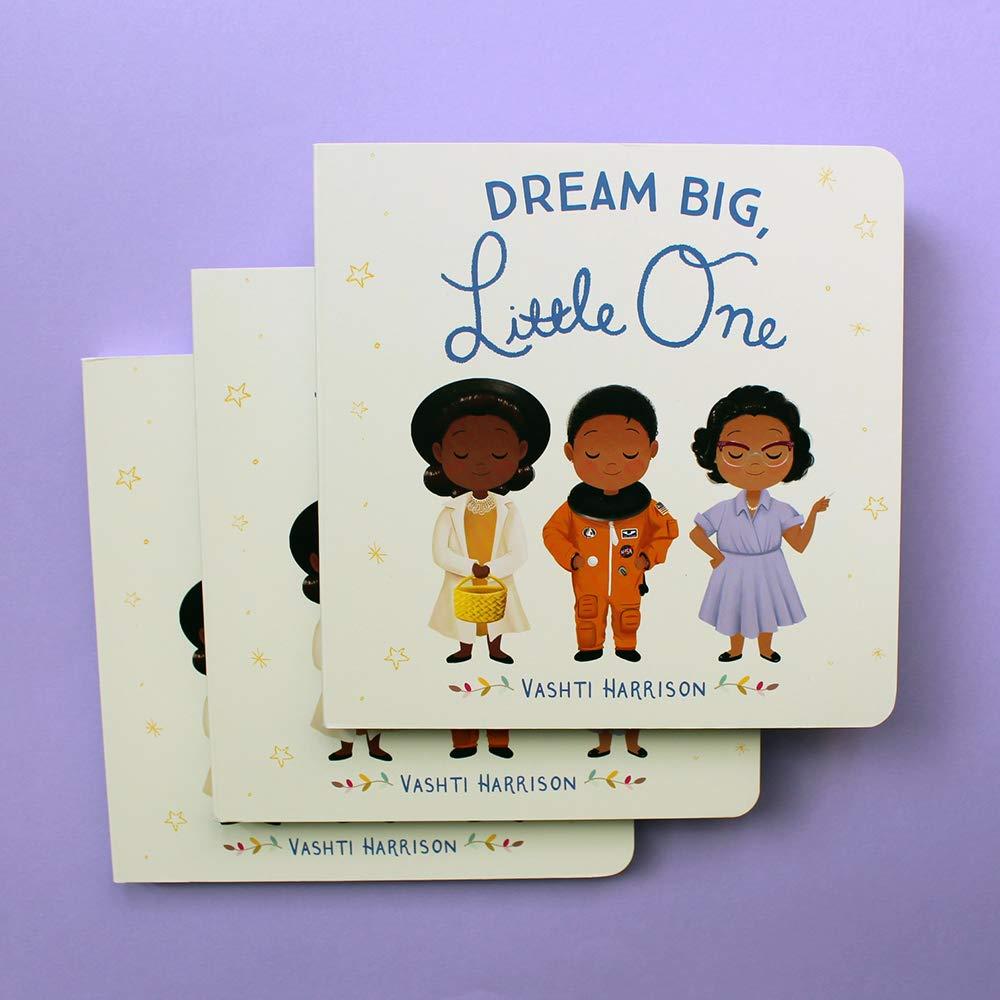 Amazon.com: Dream Big, Little One (Vashti Harrison.