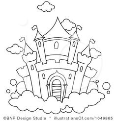Somebody Dreaming To Have A House Clipart