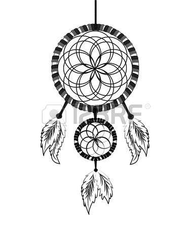 3,077 Dreamcatcher Cliparts, Stock Vector And Royalty Free.