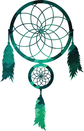 Dream Catcher Clipart.