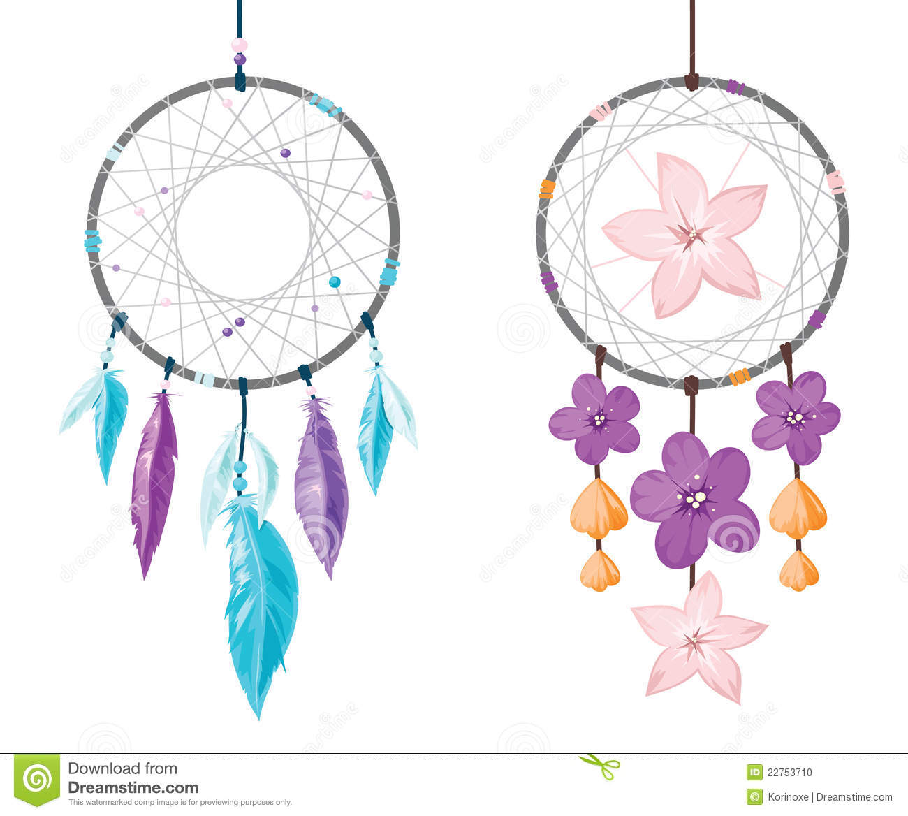 Free dream catcher clipart 7 » Clipart Station.