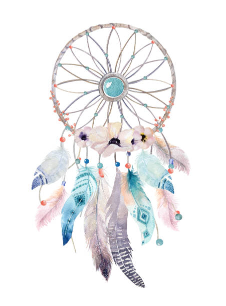Best Dreamcatcher Illustrations, Royalty.