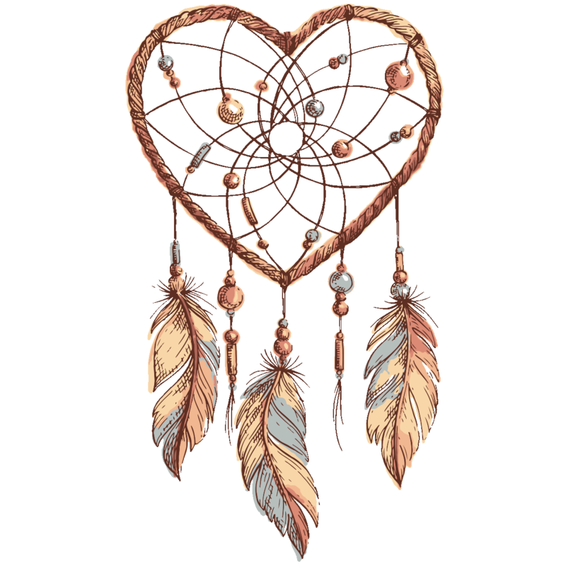 Download Free png Sketch Drawing Dreamcatcher Free Transparent Image.