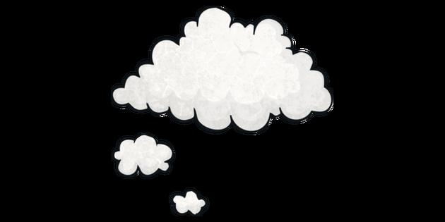 Dream Cloud Sleep Sleeping English KS2 Illustration.