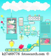 Dream factory Clip Art and Illustration. 14 dream factory clipart.