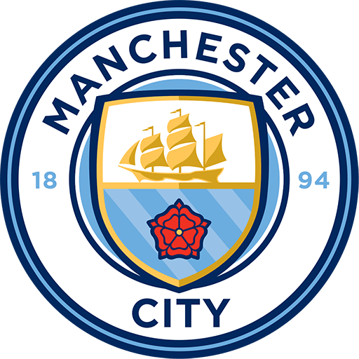 Manchester City Dream League Soccer Logo 512x512 URL.