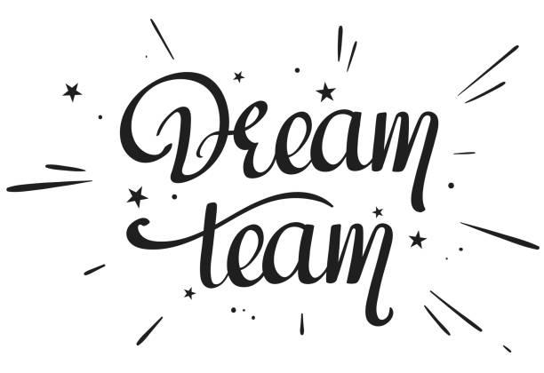 Best Dream Team Illustrations, Royalty.