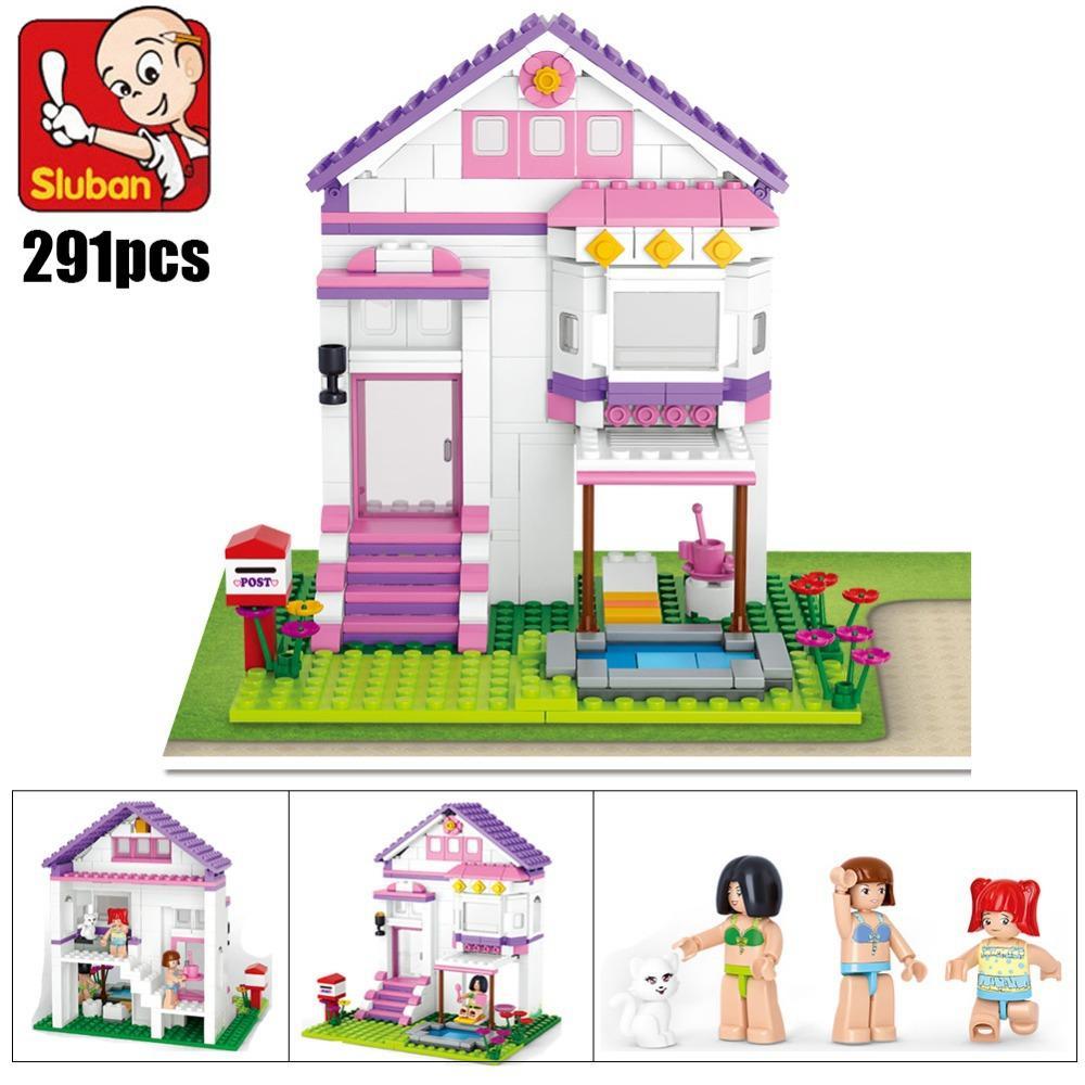 Sluban Girls Dream Villa With Pool M38.