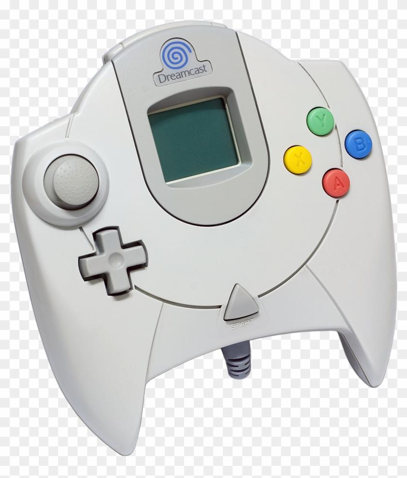 Sega Dreamcast Controller, HD Png Download.