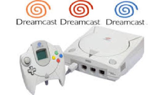 Sega Dreamcast.