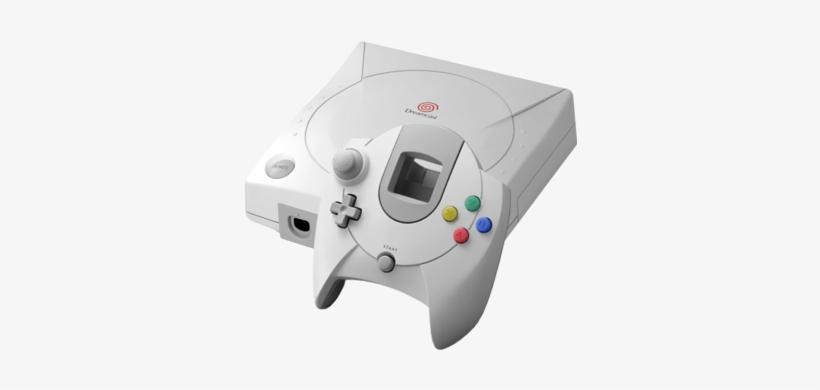 Sega Dreamcast Transparent PNG.