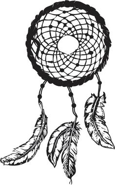 Dream catcher clip art.