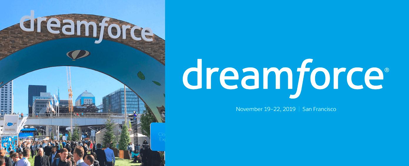 Dreamforce Event \'19.