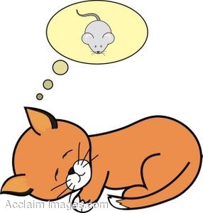Dreaming gif clipart.
