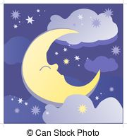 Sweet Dreams Clipart.