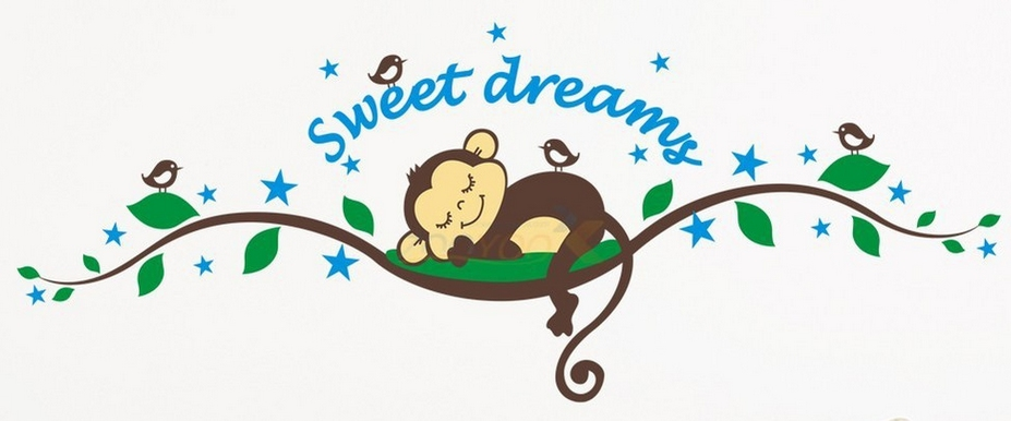 Free sweet dreams clipart.