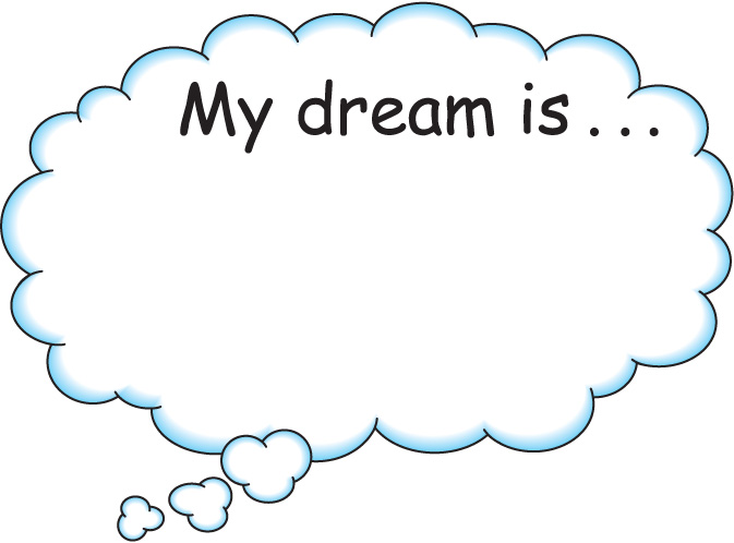 Dreams clipart free.