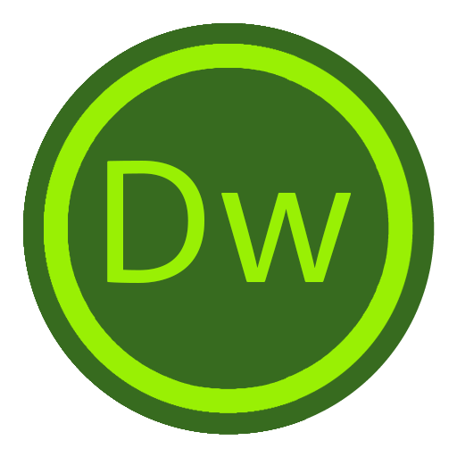 Dreamweaver Icon #403926.