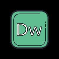 Dreamweaver Icons.