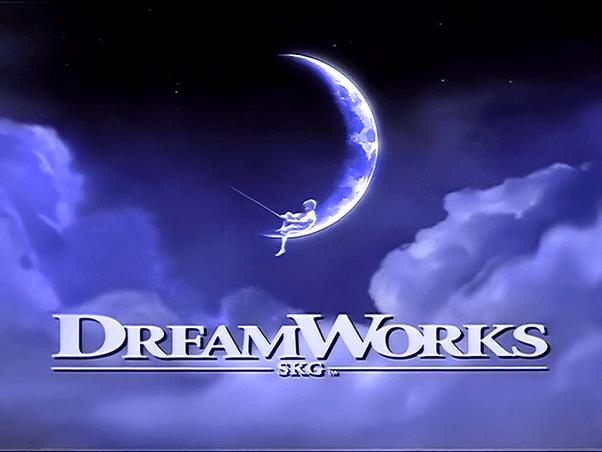 DreamWorks Logo.
