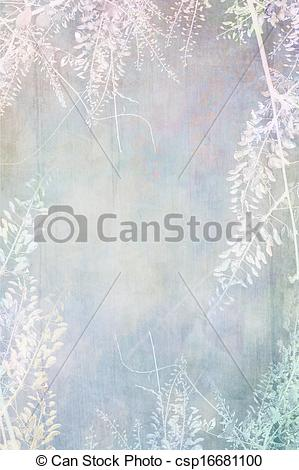 Stock Illustration of Dreamy grungy background.
