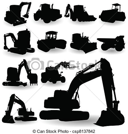 Dredger Vector Clip Art Illustrations. 444 Dredger clipart EPS.