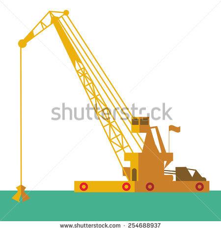 Marine Dredging Stock Vectors & Vector Clip Art.