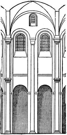 OTTONIAN ARCHITECTURE.