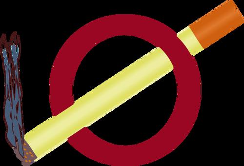 Kein Rauchen 3D.