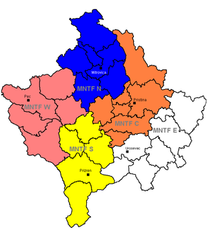 Kosovo Force.