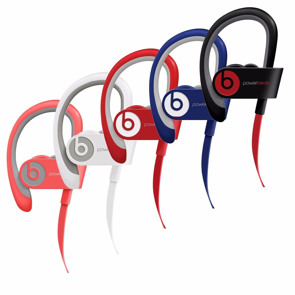 Beats by Dre PowerBeats 2 Wireless Headphones Bluetooth In.