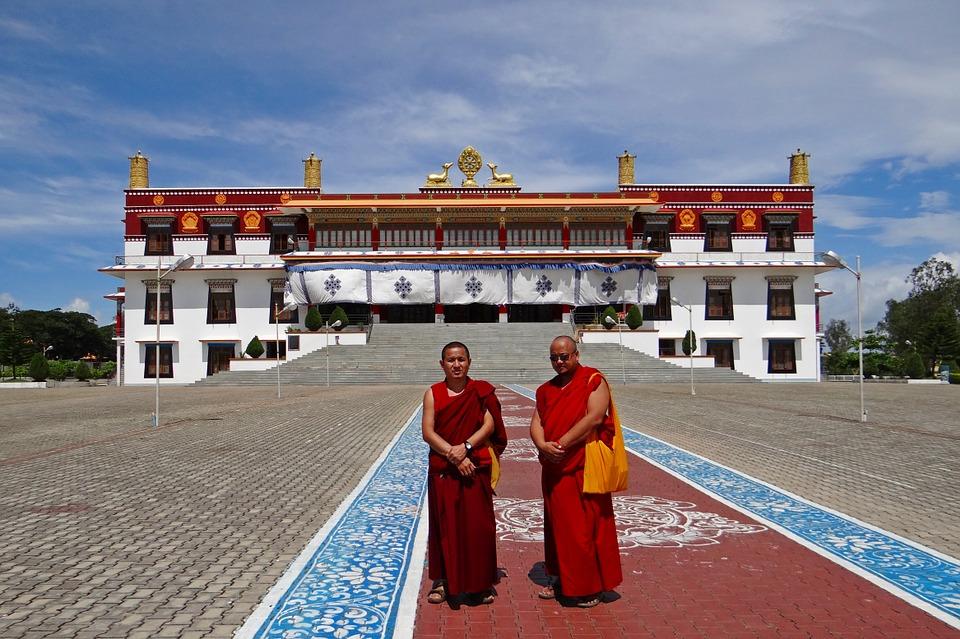 Tibetan, Buddhism.