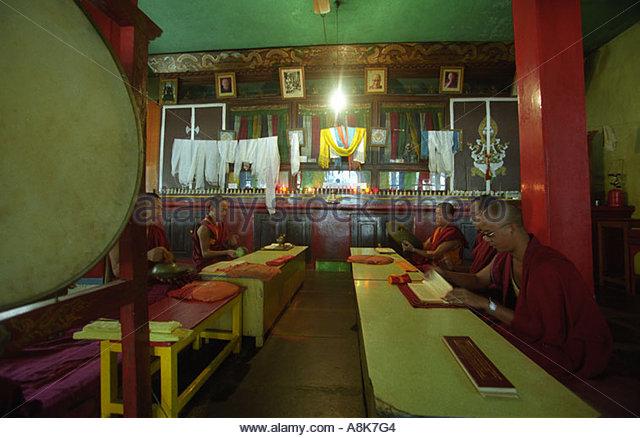 Tibetan Buddhist Temple Stock Photos & Tibetan Buddhist Temple.
