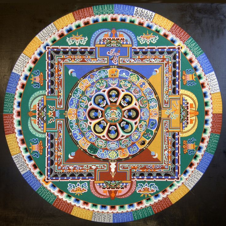 1000+ ideas about Tibetan Sand Mandala on Pinterest.