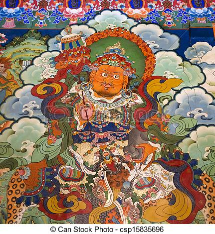 Stock Photographs of Tibet.