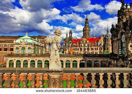 Saxony Germany Stock Photos, Royalty.