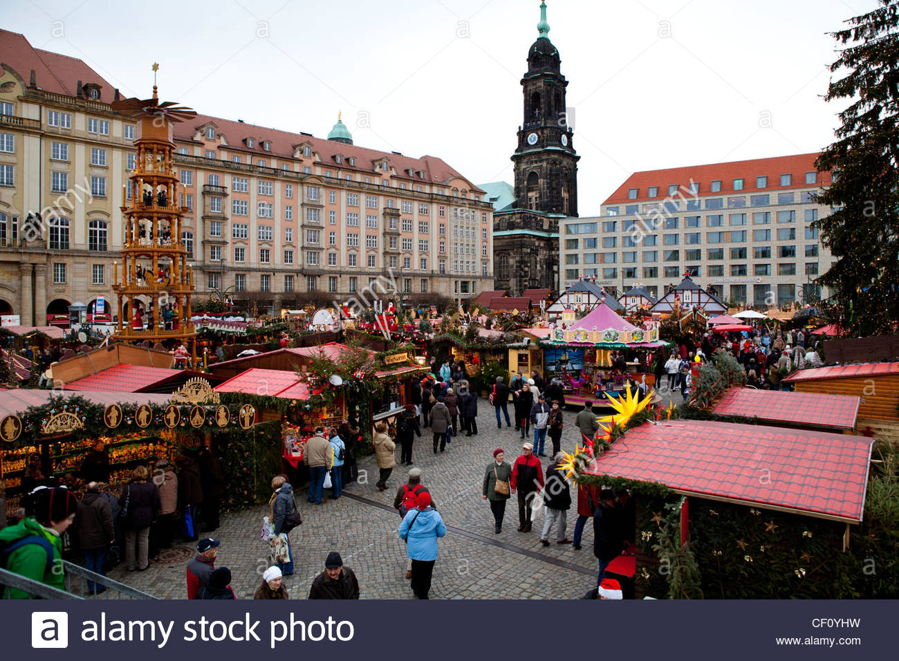 Striezelmarkt Dresden Stock Photos & Striezelmarkt Dresden Stock.