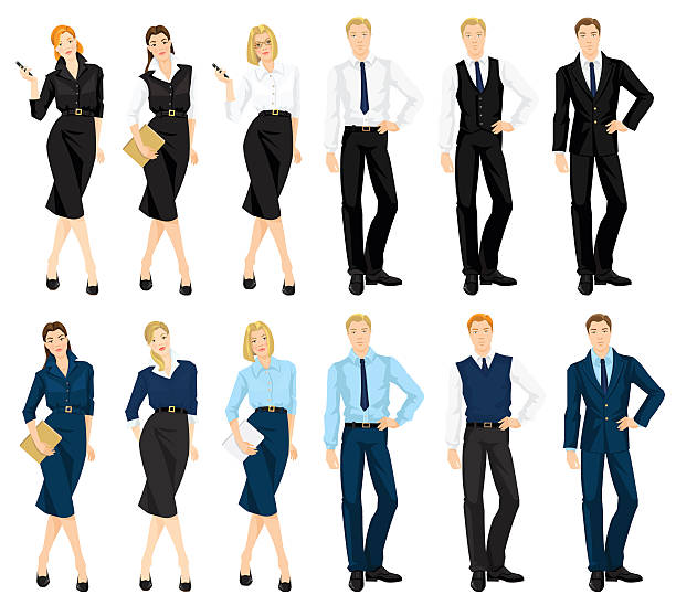 Best Dress Code Illustrations, Royalty.