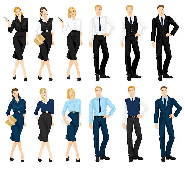 Best Dress Code Illustrations, Royalty.