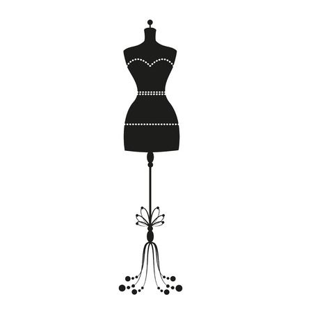 4,191 Dress Form Stock Illustrations, Cliparts And Royalty Free.