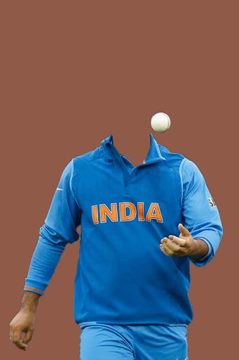Cricket Dress Photo Frames 1.1 apk.
